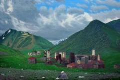 Villages-of-Ushguli