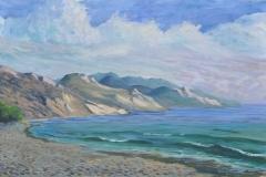 The-Beach-at-Paleochora-Crete