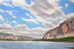 Flying-Clouds-Over-the-Rio-Grande-20x30-Oil-on-Linen