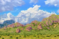 Clouds-over-the-Chisos-Mountains-2021-24x36-Oil-on-Linen.-scaled