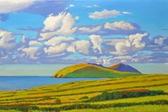 The-Great-Blasket-Island-in-September-2020-Oil-on-Linen-30-x-48-scaled