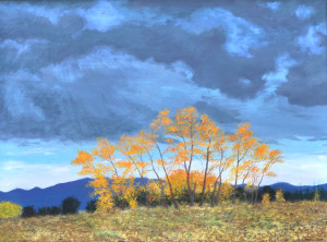 Colorado Trees 30x40