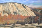 Stone Mountain 24x36 Oil on Linen