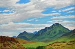 Big Bend Scene 20x30 Oil on Linen 2014