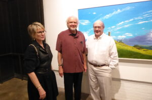 Karyl Innis, Lin & John Alston