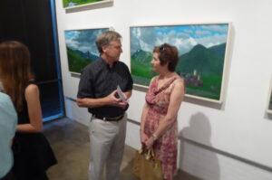 Peter Hajek & Glenna Whitley